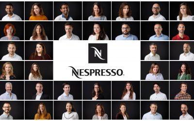 Nespresso Headshots